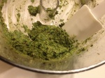 Finished Pesto Sauce
