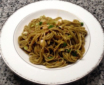spicy chilled green tea soba noodles.jpg