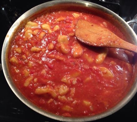 Tomato Vodka Sauce
